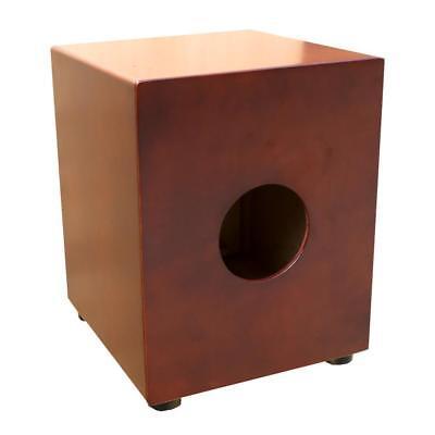 Pcjd16 Pyle Stringed Jam Cajon Wooden Cajon Percussion Box 842893102269 Ebay