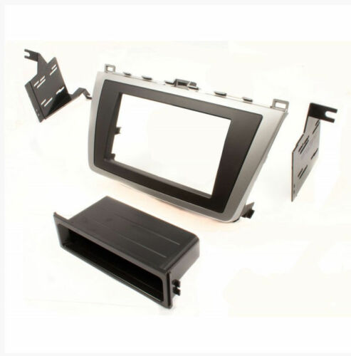 American International MazK860 Single//Double DIN Dash Kit for 2009-2013 Mazda 6