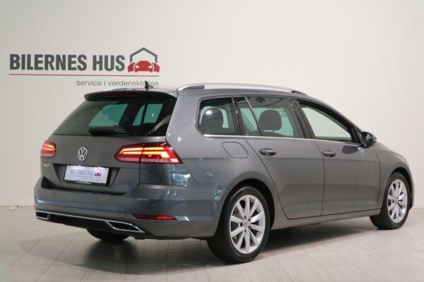 VW Golf VII 1,5 TSi 150 Highline Variant DSG - billede 1