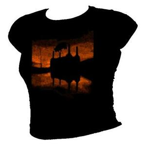 Pink-Floyd-inspired-039-PIGS-ON-THE-WING-039-tribute-Battersea-london-ladies-T-shirt