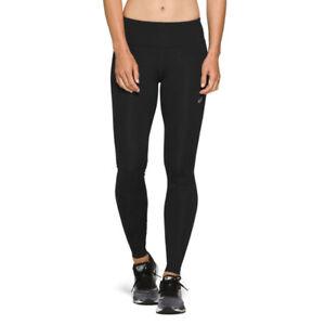 Shuraba Con rapidez Privilegiado  Asics Mujer Race Correr Mallas Pantalones - Negro Deporte | eBay