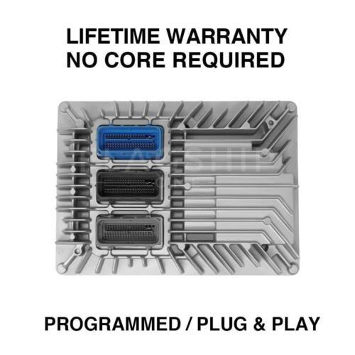 Engine Computer Programmed Plug/&Play 2013 Chevy Equinox 12658498 ABUR 3.6L ECM