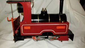 Locomotive à vapeur vive de petit calibre, 45 mm, Steamlines