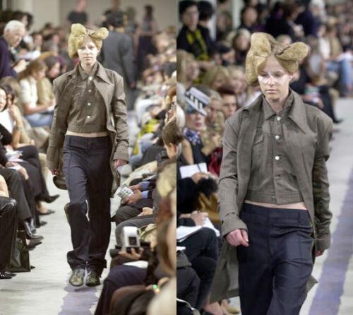 Vintage AD2000 Comme Des Garcons 2pc Jacket and Sk