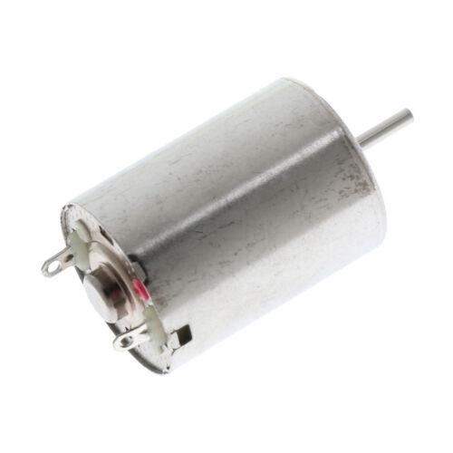 1x 220V Doppellager Innenrotor DC Motor Hoch Spannungs Dynamo Generator