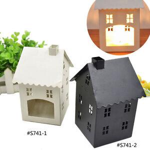 haus form kerzenst nder teelichthalter wohndeko tischdeko. Black Bedroom Furniture Sets. Home Design Ideas