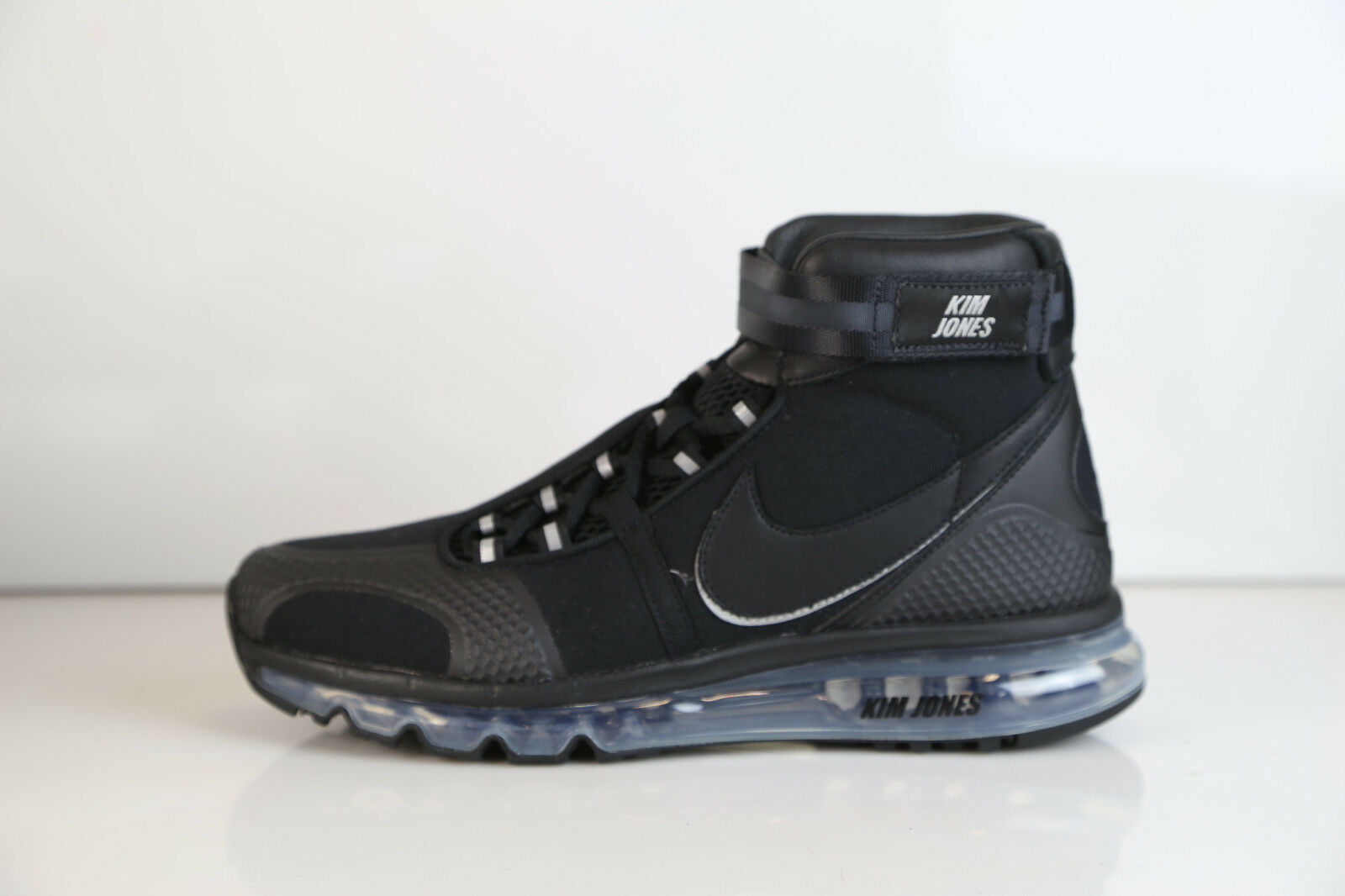 Nike Air Max 360 Hi KJ Kim Jones Black AO2313-001 8-12 1