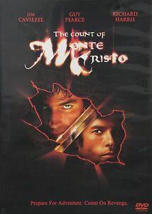 Brand-New-DVD-The-Count-of-Monte-Cristo-Jim-Caviezel-Guy-Pearce-Richard-Harris