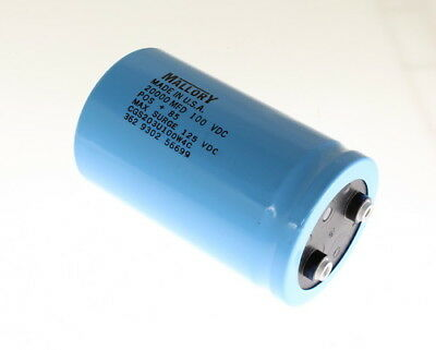 HCG FA 100V 68000UF electrolytic capacitor 75x120 can replace 63V 80V