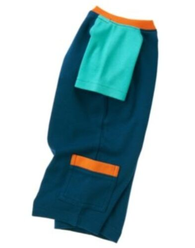 GYMBOREE OCTOPUS HUGS BLUE CARGO ONE PIECE ROMPER Preemies 0 3 6 NWT