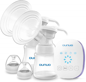 Breastfeeding Pump with Automatic Mode Electric Double Breast Pump