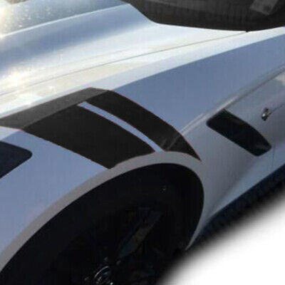 Chevy Camaro car Fender Side Scuttles Race Vinyl Decal Stickers Fits for 2019