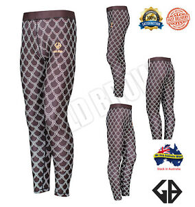 GOLDBROW-WOMENS-Long-Compression-Tights-Pants-Running-Sport-Gym-SIZE-XS-2XL