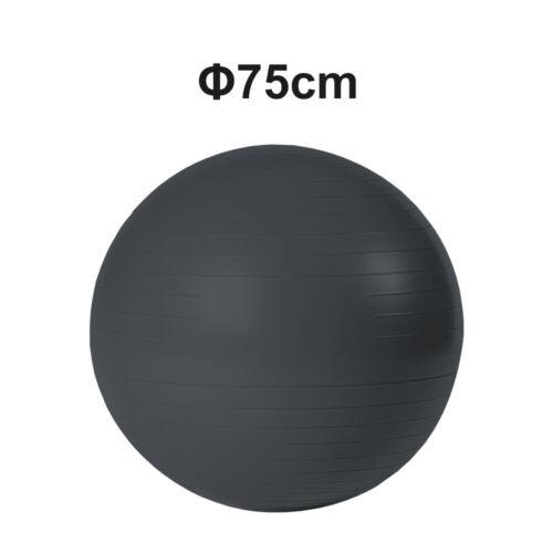 Gymnastikball PVC Berstsicher Swissball Sitzball 75cm Physiotherapie Hythmische