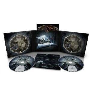 NIGHTWISH-IMAGINAERUM-2-CD-DIGIPACK-LIMITED-EDT-NEW