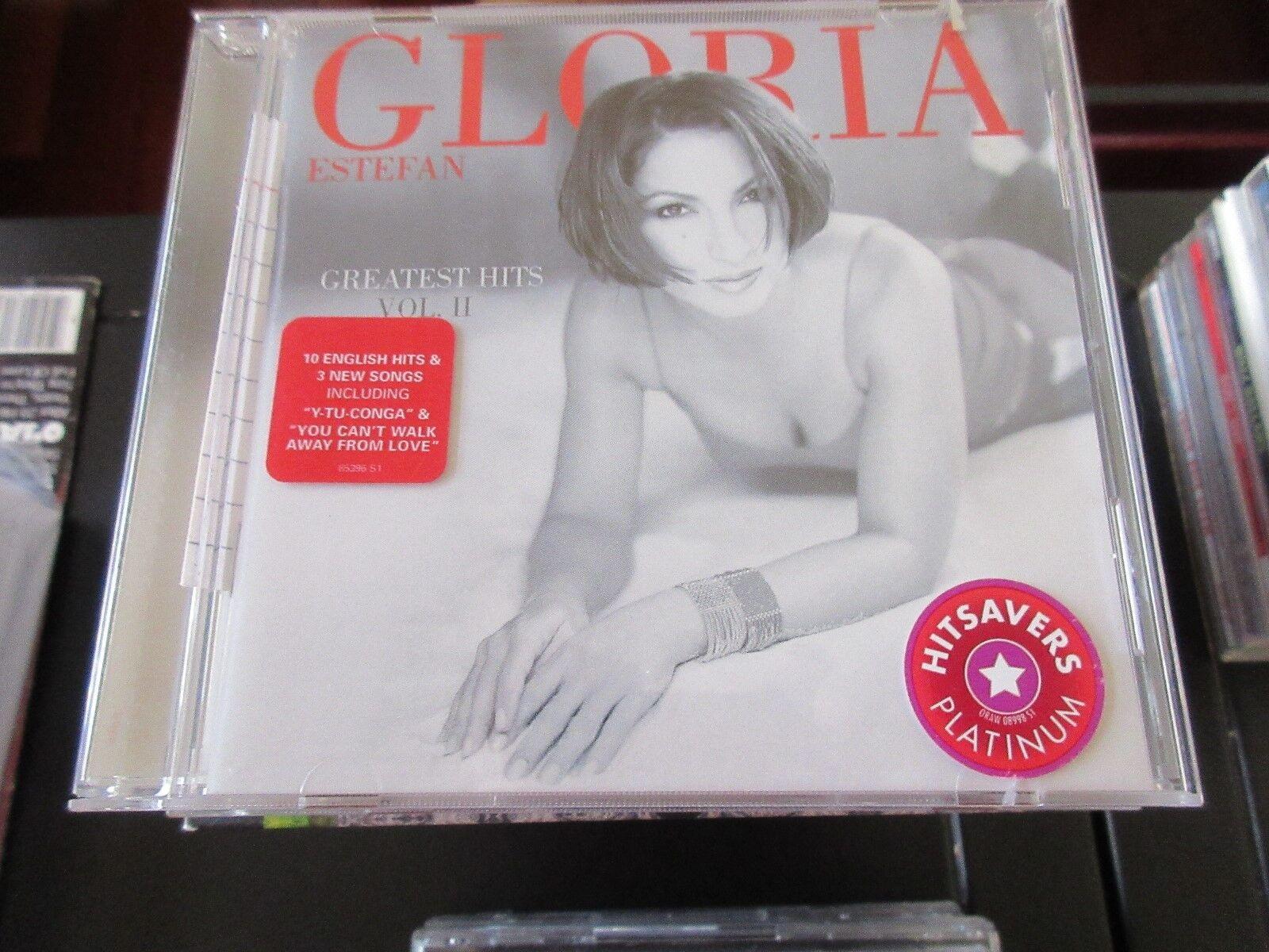 Gloria Estefan , Greatest Hits Volume ll , CD 696554963