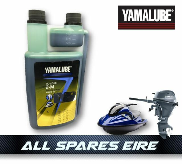 Yamalube OUTBOARD 2 Stroke Oil Super 2m Yamaha Selva Tohatsu Mercury