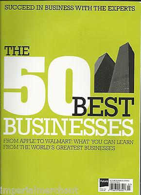 The Fifty Best Businesses Magazine Brands Company History Startups Failures 2014
