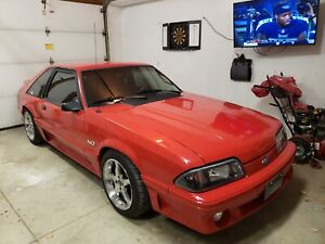 1991 Ford Mustang GT GT