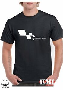 t shirt camiseta renault sport twingo clio megane calidad 100 ebay. Black Bedroom Furniture Sets. Home Design Ideas