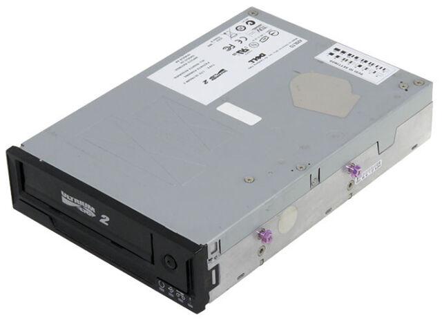 NUEVO DATTENKASSETTEN DELL 0TT974 420LTO 400 GB TAPE DRIVE LTO ULTRIUM 2