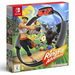 Ring-Fit-Adventure-inkl-Ring-Con-amp-Beingurt-Nintendo-Switch-NEU-OVP