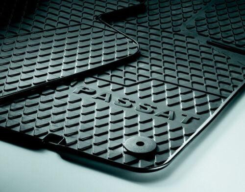 * d/'origine vw caoutchouc tapis de sol en caoutchouc tapis avant passat ALLTRACK 3c 3c1061502a 82v