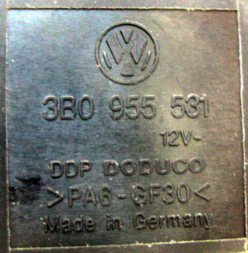 Relais Nr 197 Audi VW 3B0955531 original