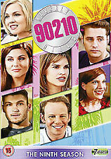 BEVERLY HILLS 90210 Complete Series 9 DVD Box Set Season Collection 9th Nineth