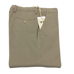 14634344ef Details about Aspesi Men's Trousers Beige Mod. Beaker Slim CP57 F026 LG  98%Cotton 2%Elastane