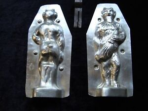 Krampus Chocolate Mold Schokoladenform Krampus Devil Teufel