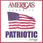 America's Favorite Patriotic Songs 0083061066321 by Various Artists CD