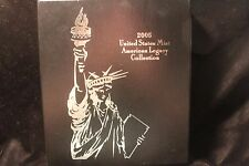 2005 US Mint American Legacy 13 Coin Proof Set w/2 Commemorative Silver $