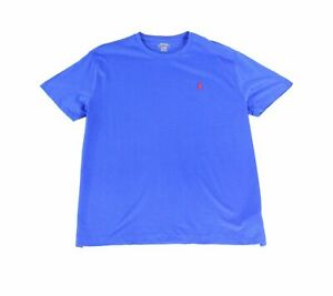 Polo-Ralph-Lauren-Mens-T-Shirts-Blue-Size-Medium-M-Classic-Fit-Tee-39-096