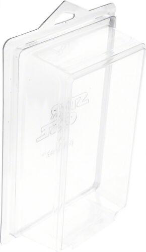 "PROTECH DISPLAY STORAGE STAR CASE 6/"" X 9/""X 2/"" 5PCS FOR STAR WARS STANDARD FIGURE"