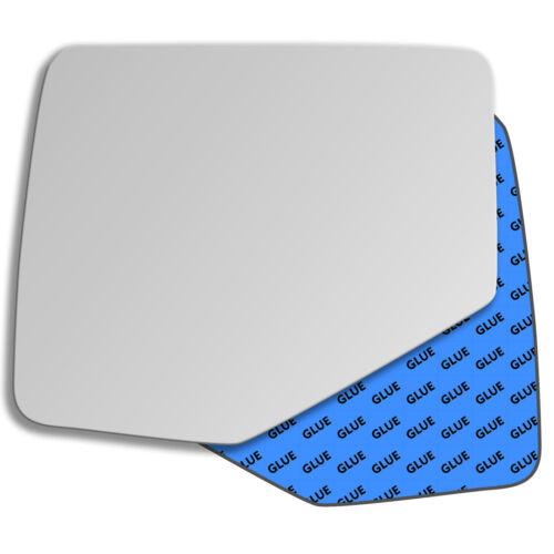 Außenspiegel Spiegelglas Links Konvex Mazda BT-50 2005-2011 461LS