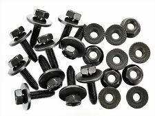 Ford Truck Body Bolts & Flange Nuts- Qty.10 each- M8 x 30mm- 13mm Hex- #128