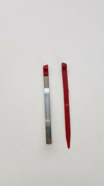 Victorinox Genuine RED Swiss Army Large Tweezers A.3642 /& Large Toothpick