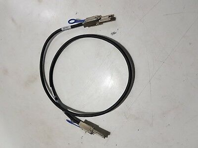 Infortrend 9270CmSASCab2 External SAS Cable SFF-8088 to SFF-8088 4ft