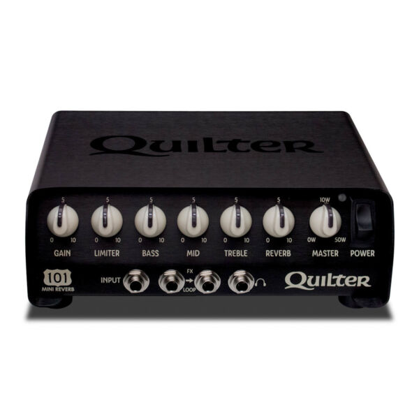 quilter labs 101 reverb 50w guitar amplifier head for sale online ebay. Black Bedroom Furniture Sets. Home Design Ideas