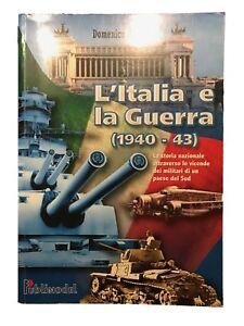 L-Italia-e-la-Guerra-1940-43-Domenico-Rotolo-Publimodel-2005-WW2