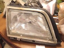 1990-2002 MERCEDES-BENZ SL300/320/500/600 RIGHT HALOGEN HEADLIGHT OEM 1298206861