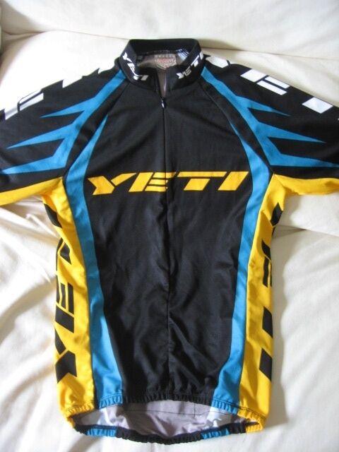 Yeti Cycles Team Trikot / Jersey Größe Small, Kurzarm, neu, ungetragen