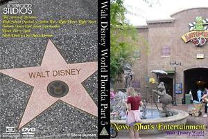 Walt-Disney-World-Florida-Part-5-Now-That-039-s-Entertainment-DVD-or-Blu-Ray-NEW