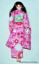 Rare Takara Kimono Jenny Fashion Doll Caucasian Made In Japan Mint loose doll!