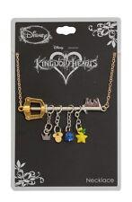 Disney Kingdom Hearts Key Blade Charm Necklace New With Tags!