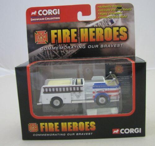 Corgi Heroes Fire Engine Fire Vehicle ALF La France 900 Vero Beach CS90063 Box