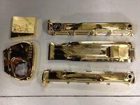 24k Gold Plating Solution, Gel Gold, 8oz None Haz-mat