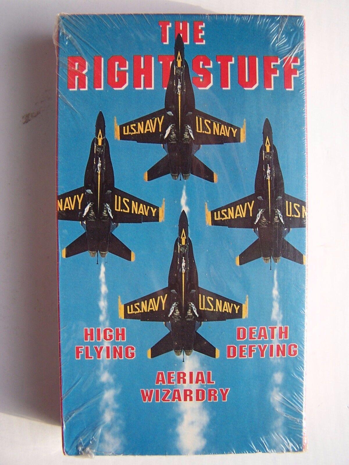 Blue Angels: The Right Stuff - High Flying Death Defyin