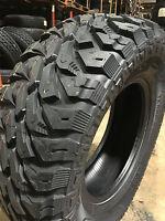 1 Lt 33x12.50r15 Terra Commander M/t Mud Tires Mt 33 12.50 15 R15 1250